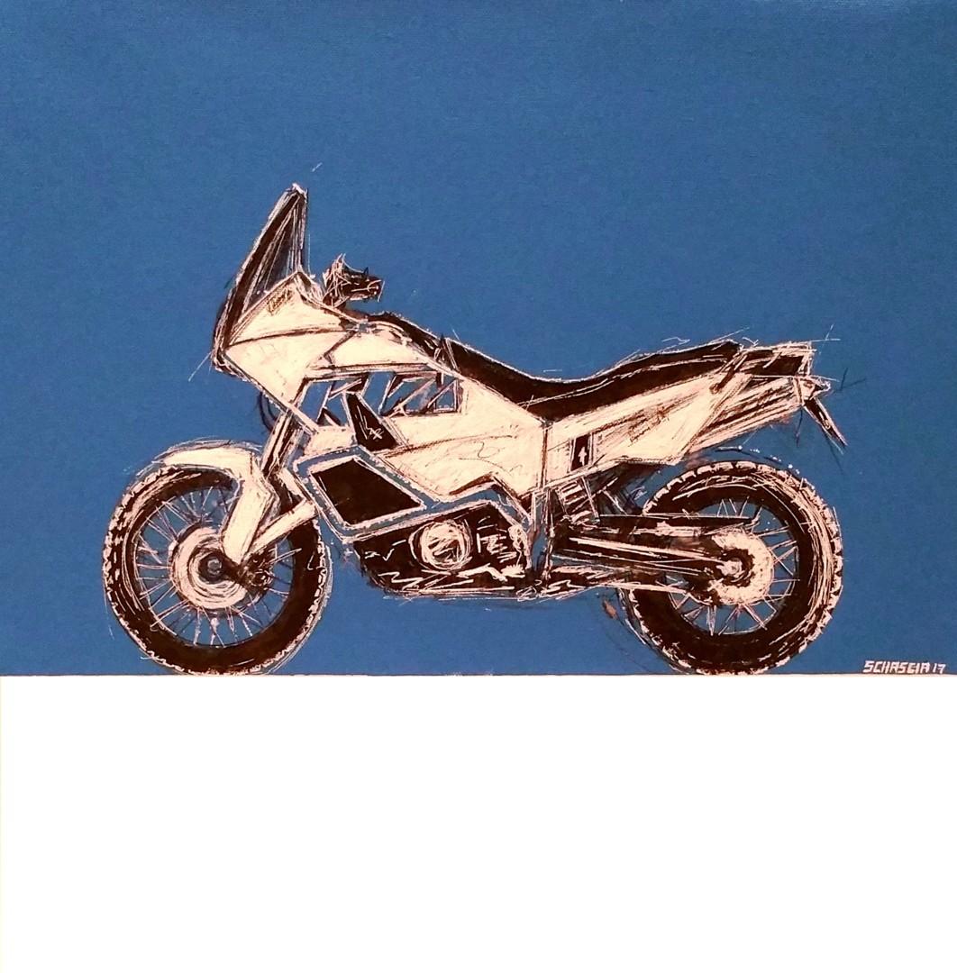 Schascia - Ktm 990 Adventure