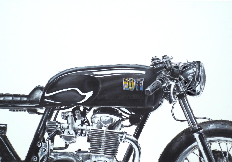 Schascia - Honda CB550