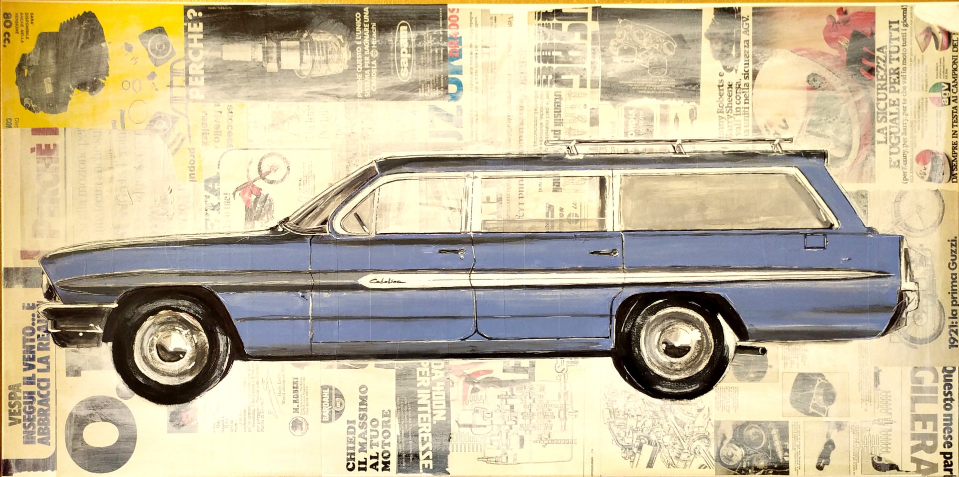 Schascia - Pontiac Catalina 1961