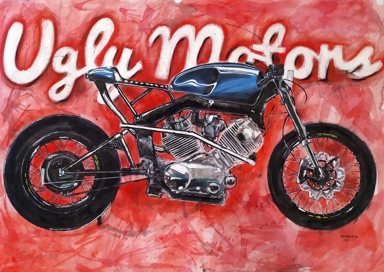 Schascia - Ugly Motors