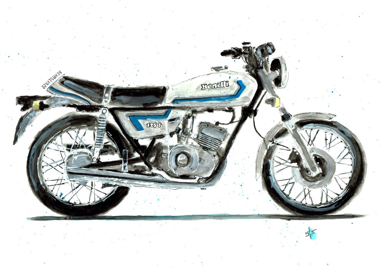 Schascia - Benelli 125