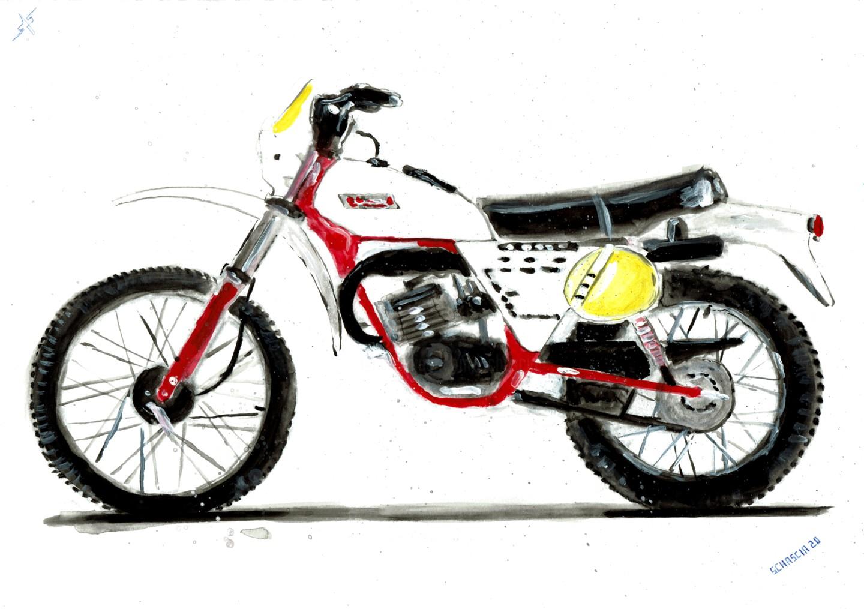 Schascia - Fantic Caballero 50cc - 1980