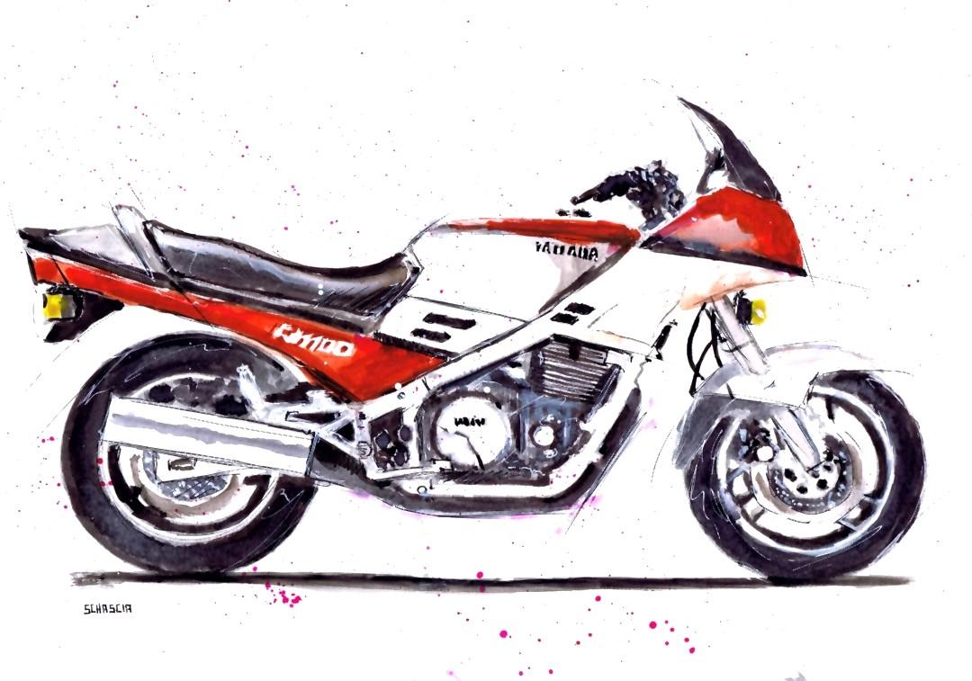 Schascia - Yamaha FJ1100