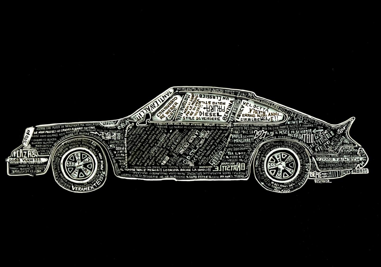Schascia - Porsche 911 - Random phrases