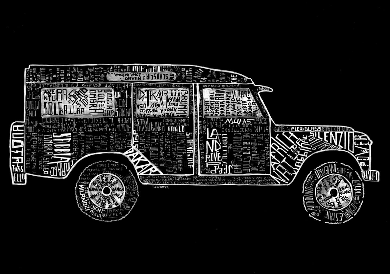 Schascia - Land Rover 110
