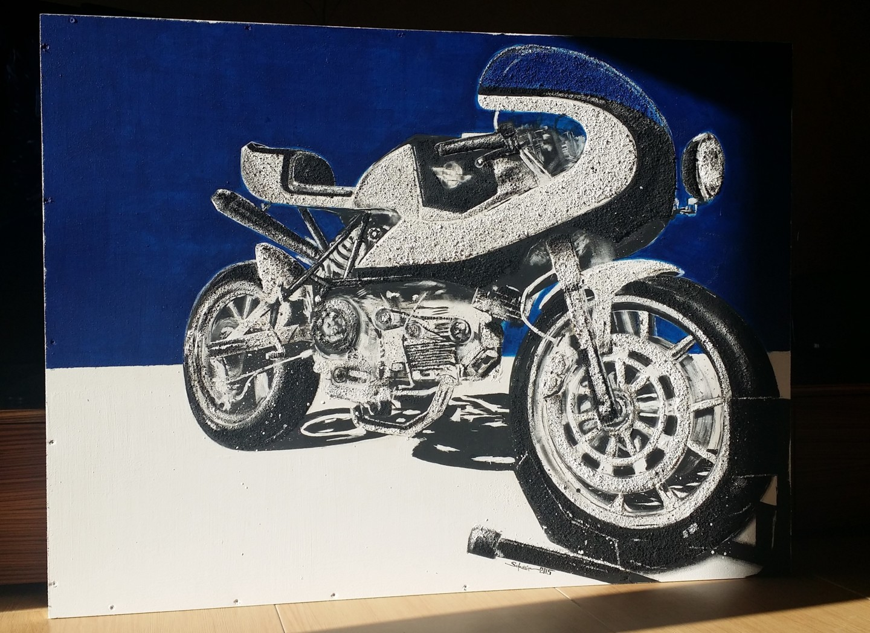 Schascia - Ducati Pantah Officine 08