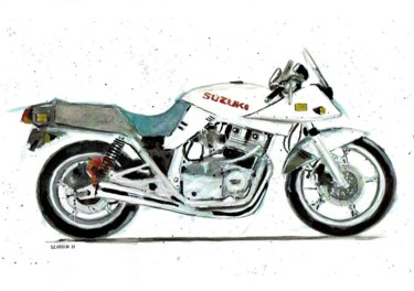 Suzuki Katana 1980