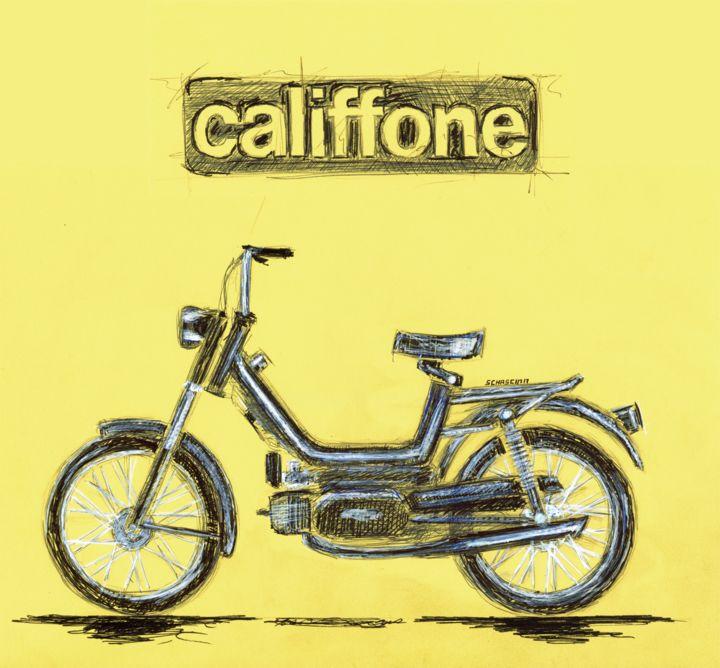 Schascia - Schascia Califfone Rizzato 1981