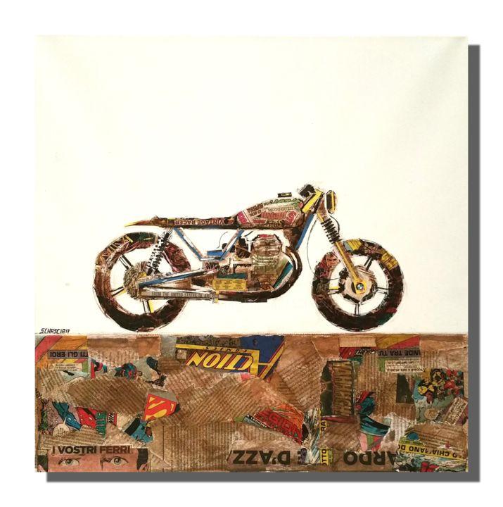 Schascia - Guzzone Cafe Racer