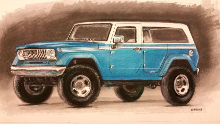 Schascia - Jeep W.