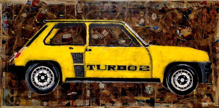 Schascia - Renault 5 Turbo