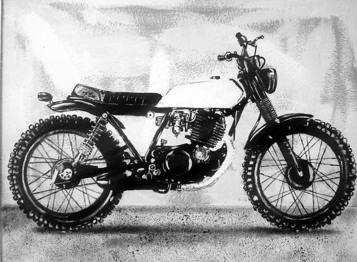 Schascia - Yamaha SR 250