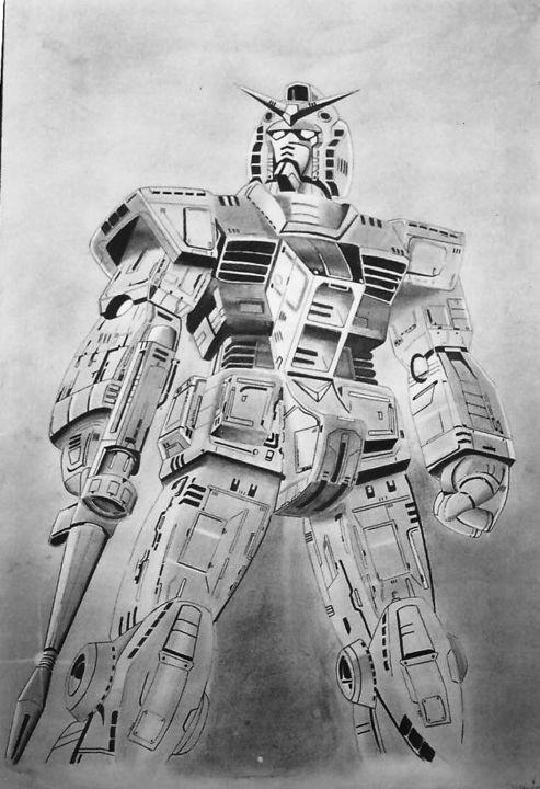 Schascia - Gundam Rx78