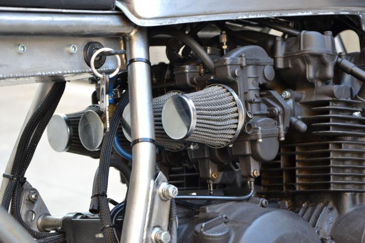 Schascia - Carburatori Baffo400